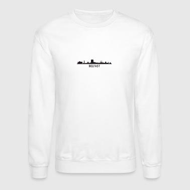 Belfast Northern Ireland Skyline - Crewneck Sweatshirt