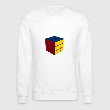 Game Cube SOLVED - Crewneck Sweatshirt