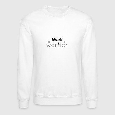 Prayer Warrior - Crewneck Sweatshirt