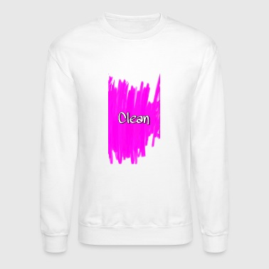 Clean - Crewneck Sweatshirt