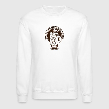 The Cocoa Smile - Crewneck Sweatshirt