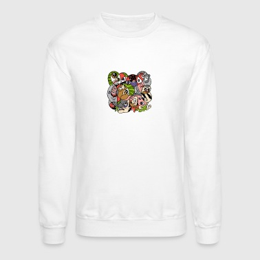 Family Daily Drawing - Crewneck Sweatshirt