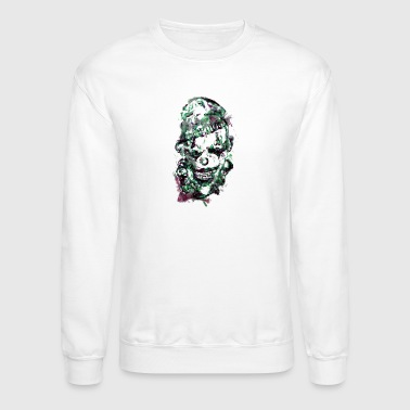 creepy clown - Crewneck Sweatshirt
