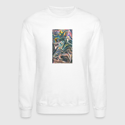 Colour swirl - Crewneck Sweatshirt