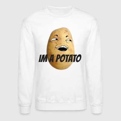 IM A POTATO - Crewneck Sweatshirt