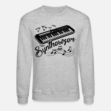 Synthesizer Play Synthesizer Shirt - Crewneck Sweatshirt