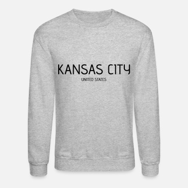 Kansas City Kansas City - Crewneck Sweatshirt