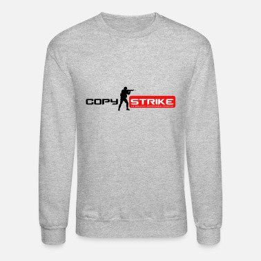 Mockery Youtube Copyright strike mockery - Unisex Crewneck Sweatshirt