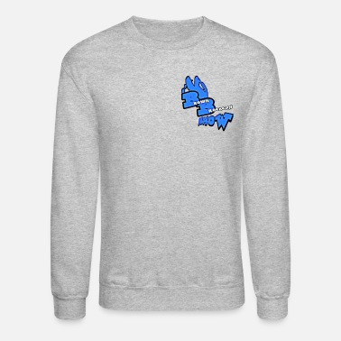 Brown Brown Brothers Show Blue logo - Crewneck Sweatshirt