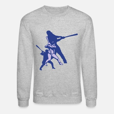 Players baseball player 9 - Unisex Crewneck Sweatshirt
