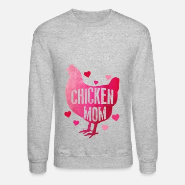 Chicken Chicken Mom - Crewneck Sweatshirt