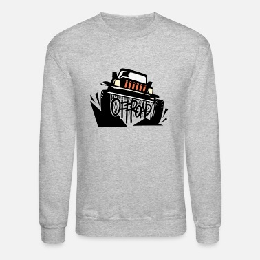 Vehicles OFFROAD 2 - Unisex Crewneck Sweatshirt
