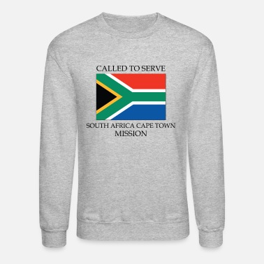 Cape Town South Africa Cape Town LDS Mission Called to - Crewneck Sweatshirt