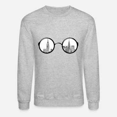 New York City NYGlasses - Crewneck Sweatshirt