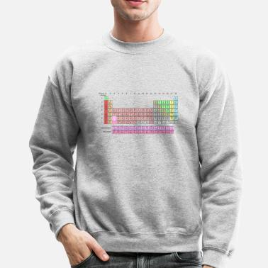 Geek - Periodic Table - Crewneck Sweatshirt
