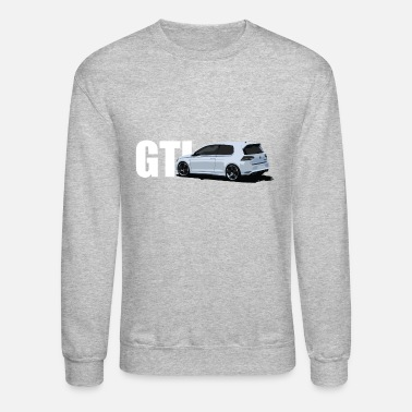 2 Golf MK7 2 Door - Unisex Crewneck Sweatshirt