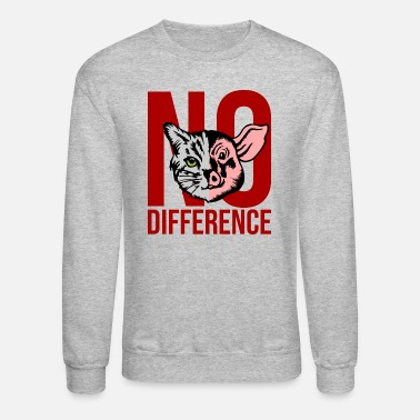 Recycle No difference - Unisex Crewneck Sweatshirt