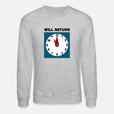 Lunch Break A Long Lunch - Crewneck Sweatshirt
