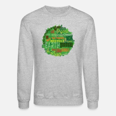 Save The Planet SAVE THE PLANET - Unisex Crewneck Sweatshirt