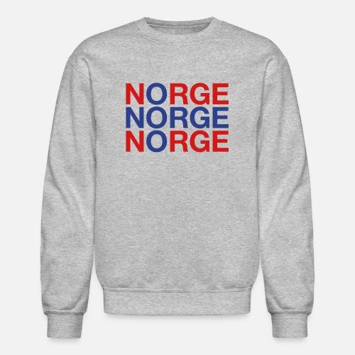f25235886c0e NORWAY Unisex Crewneck Sweatshirt