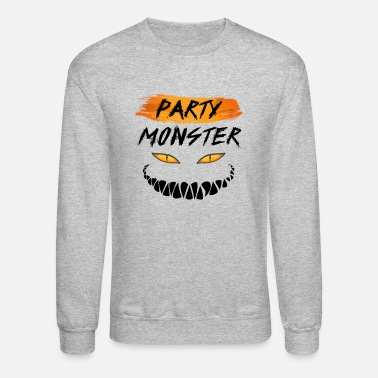Party Monster Party Monster - Unisex Crewneck Sweatshirt