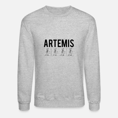 Mythology Artemis, Mythology - Unisex Crewneck Sweatshirt