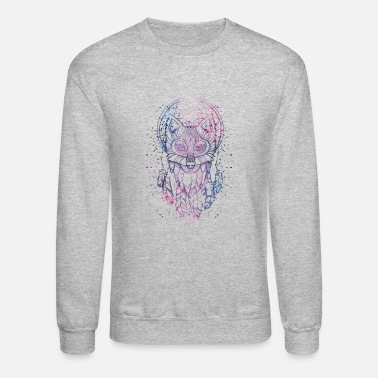 Dream Husky Dream catcher - Crewneck Sweatshirt