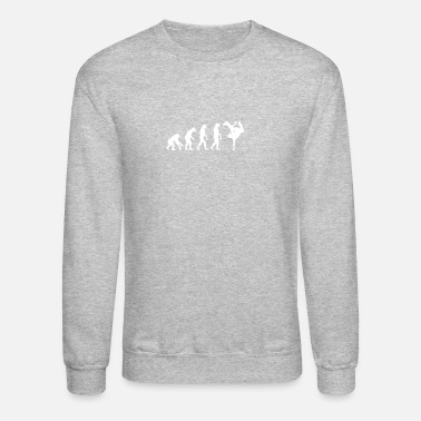 Break Dance Hip Hop Break Dance Evolution - Unisex Crewneck Sweatshirt