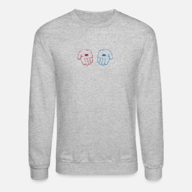 Pill Red pill blue pill - Unisex Crewneck Sweatshirt