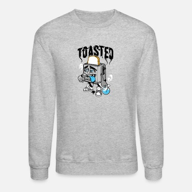 Fun hangover toasted - Unisex Crewneck Sweatshirt