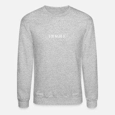 Prince Charming FRAGILE limited edition T-Shirt, Bags & More - Unisex Crewneck Sweatshirt