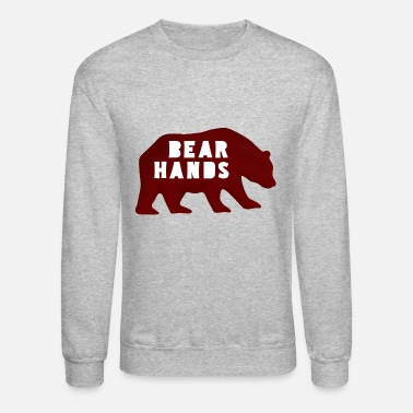 Bear Hands - Unisex Crewneck Sweatshirt