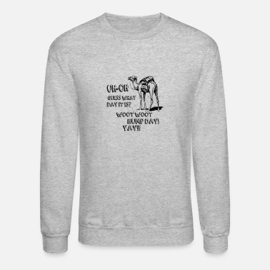 Woot Woot Hump Day New Design Woot Woot Hump Day Best Seller - Unisex Crewneck Sweatshirt