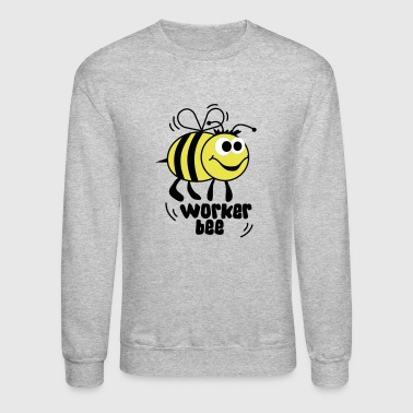 Worker bee - Crewneck Sweatshirt