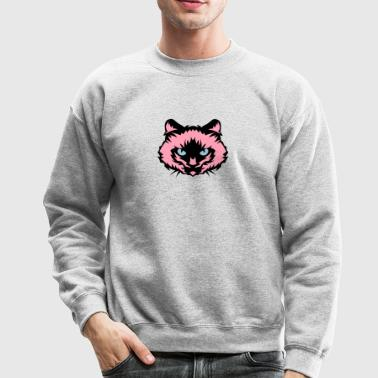 cat pet head 610 - Crewneck Sweatshirt