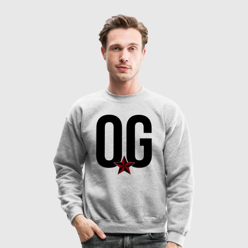OG sweater - Crewneck Sweatshirt