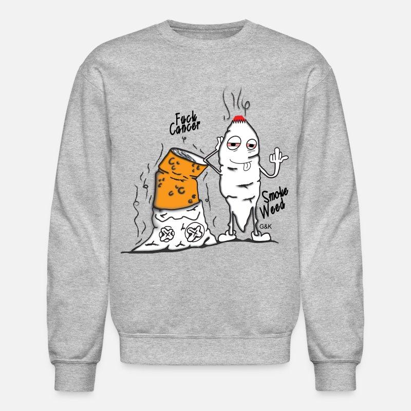 e62b2110 Shop Weed Hoodies & Sweatshirts online | Spreadshirt