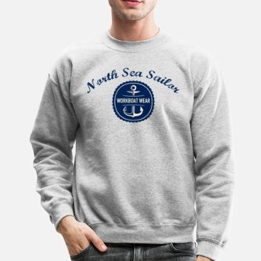 North Sea North Sea Sailor-Joyce - Crewneck Sweatshirt