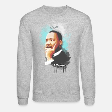 Martin Luther King Martin Luther King Jr MLK - Crewneck Sweatshirt