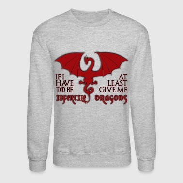 Consolation Dragons - Crewneck Sweatshirt