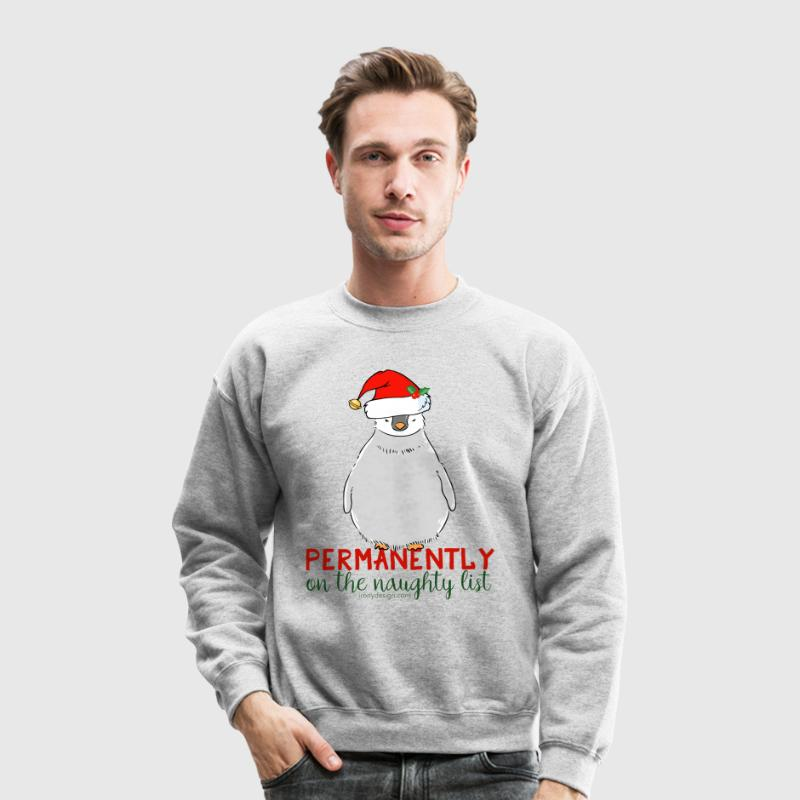 On The Naughty List - Crewneck Sweatshirt