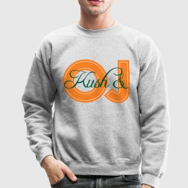 Kush and OJ - Crewneck Sweatshirt