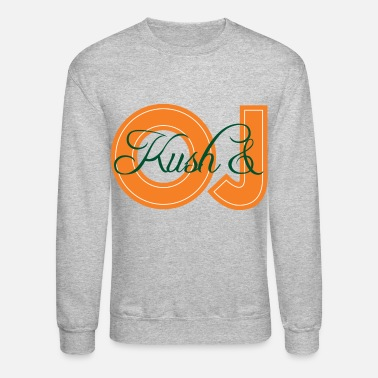 Kush Kush and OJ - Crewneck Sweatshirt