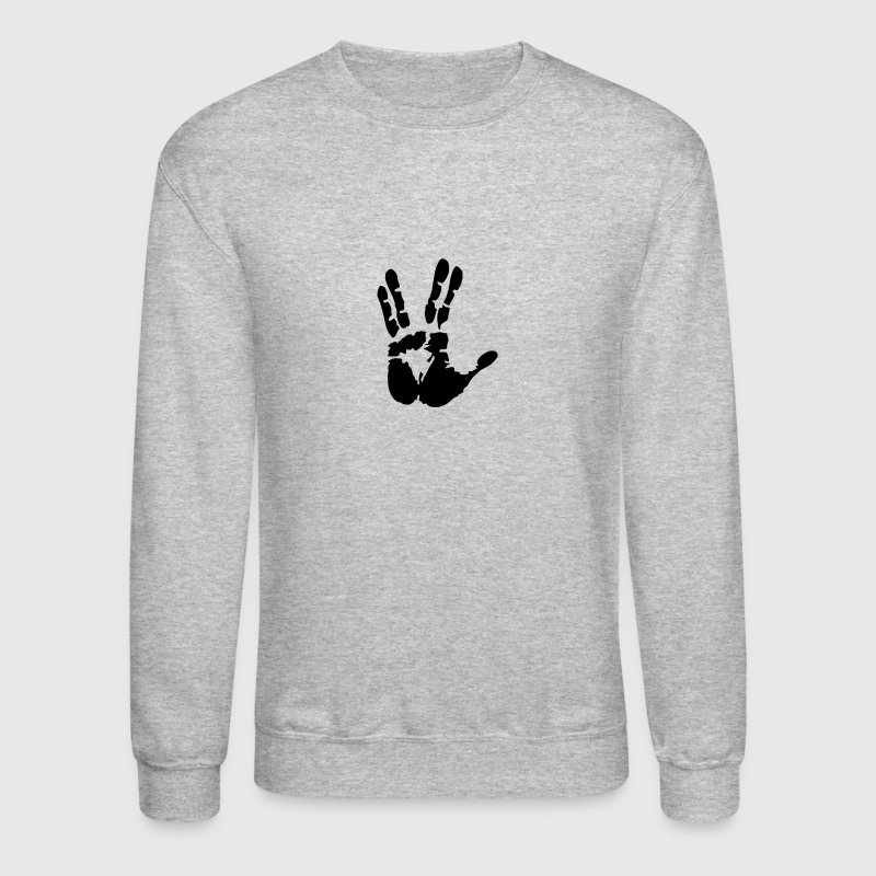 Vulcan Greeting - live long and prosper - Crewneck Sweatshirt
