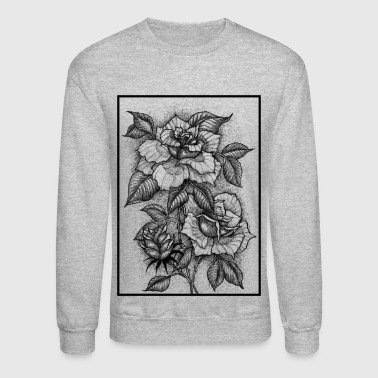 FLOWERING STAGES - Crewneck Sweatshirt