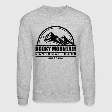 Rocky Mountain - Crewneck Sweatshirt