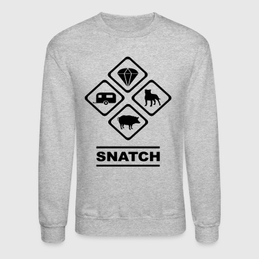 SNATCH - Crewneck Sweatshirt
