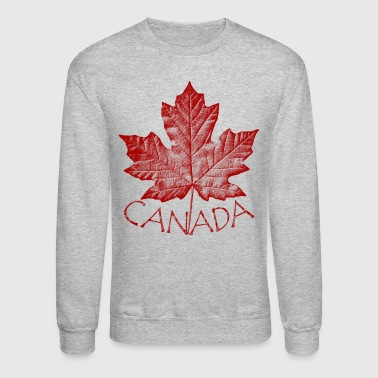 Canada Souvenirs Canadian Maple Leaf Gifts - Crewneck Sweatshirt