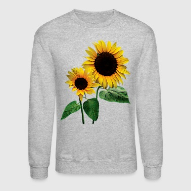 Sunflower Mommy's Love - Crewneck Sweatshirt