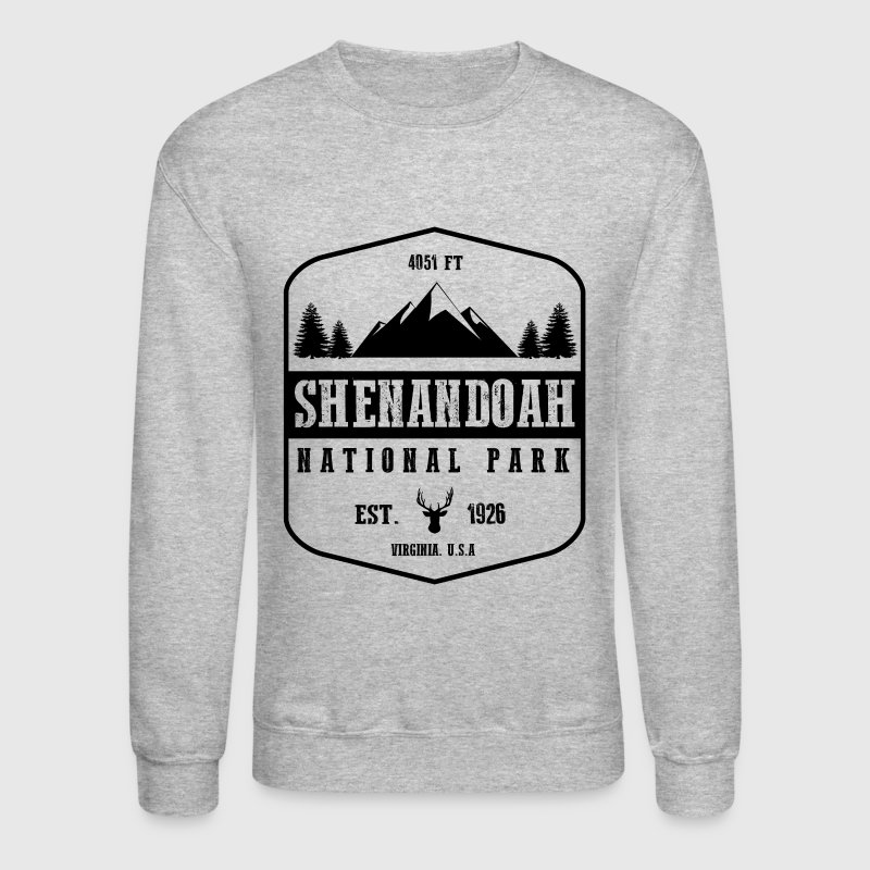 Shenandoah National Park - Crewneck Sweatshirt